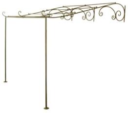 rosenpergola-metall-260cm